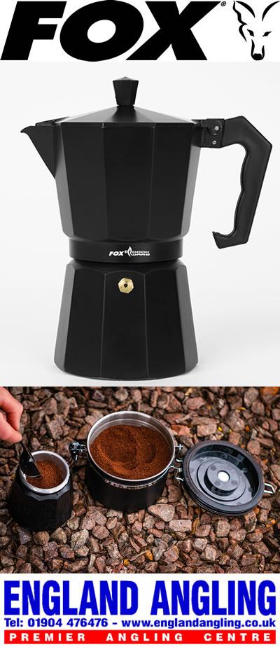 CCW014 FOX Cookware Coffee Maker 300ml