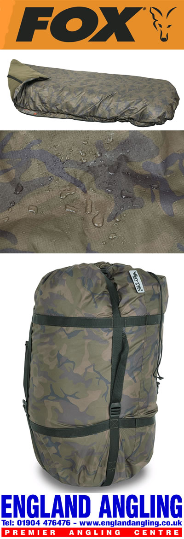 Fox Thermal VRS2 Sleeping Bag Cover Camo