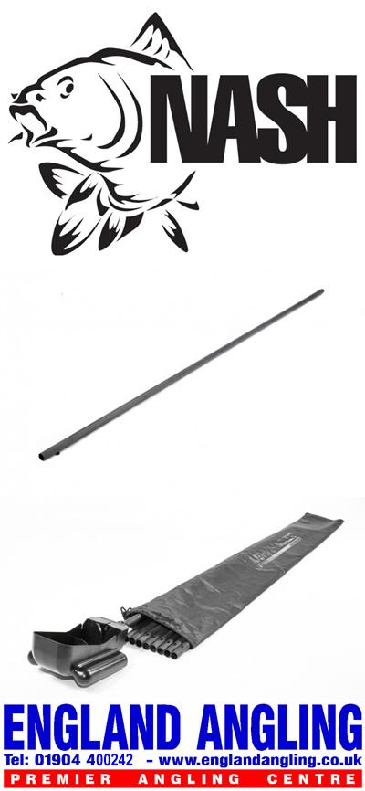 Nash Bushwhacker 1.5m Extra Section Carp fishing tackle